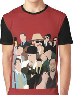 Cult Cinema Graphic T-Shirt