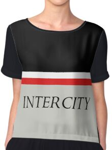 Intercity Chiffon Top