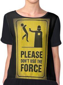 Star Wars Chiffon Top
