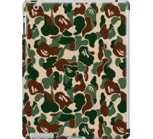 bape army iPad Case/Skin