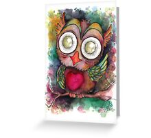 Be wise... Greeting Card