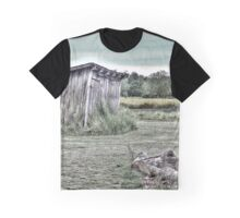 The Old Shed Graphic T-Shirt