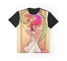 Flower Girl Graphic T-Shirt