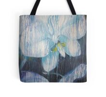 Orchid through the Window Tote Bag