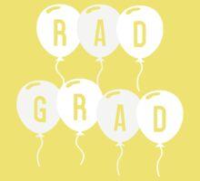 Rad Grad Kids Tee