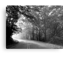 Follow That Road Metal Print