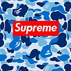 supreme blue by mayman
