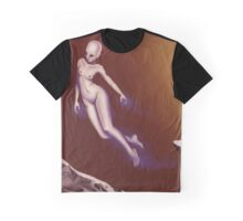 Floating alien Graphic T-Shirt