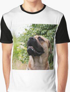 portrait of big dog Graphic T-Shirt