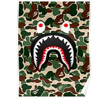 shark army Poster