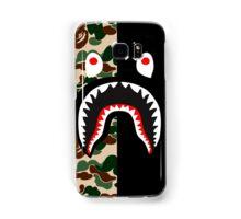 shark army black Samsung Galaxy Case/Skin