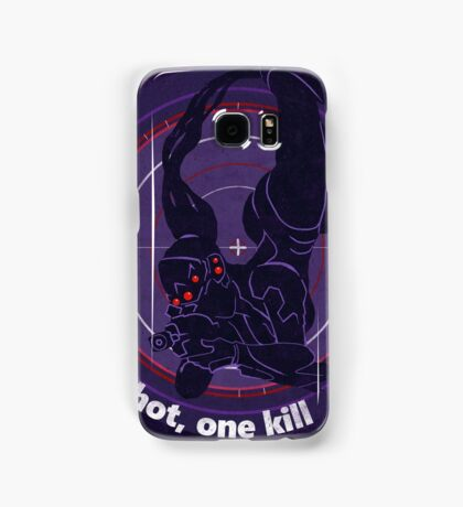 One shot, one kill Samsung Galaxy Case/Skin