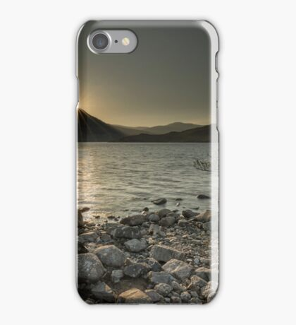Mount Errigal - Donegal iPhone Case/Skin