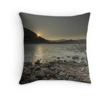 Mount Errigal - Donegal Throw Pillow
