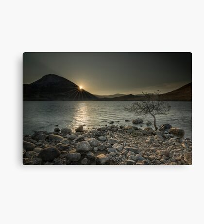 Mount Errigal - Donegal Canvas Print