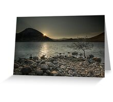 Mount Errigal - Donegal Greeting Card