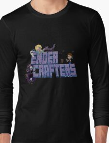 endercrafters Long Sleeve T-Shirt