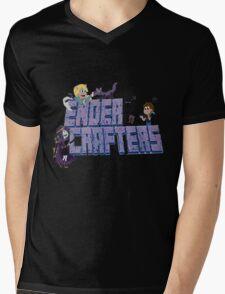 endercrafters Mens V-Neck T-Shirt