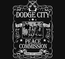 Dodge City Peace Commission Unisex T-Shirt