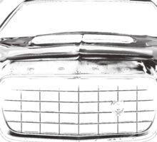 1972 ford gran torino Sticker