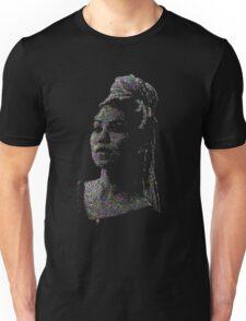 Jhene Dot Art Unisex T-Shirt