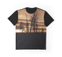 One morning... there was these beautiful clouds... Graphic T-Shirt