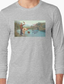 WELCOME TO SCHITT'S CREEK Long Sleeve T-Shirt