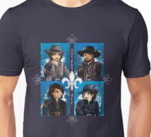 The Musketeers season 3 Unisex T-Shirt