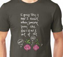 Onions (white) Unisex T-Shirt