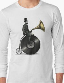 Music Man (color option) Long Sleeve T-Shirt