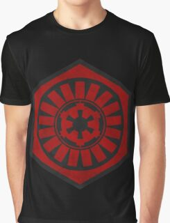First Order and the Galactic Empire Graphic T-Shirt