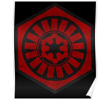 First Order and the Galactic Empire Poster