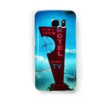 Bow and Arrow Motel  Samsung Galaxy Case/Skin