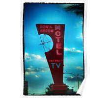 Bow and Arrow Motel  Poster