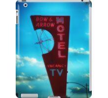 Bow and Arrow Motel  iPad Case/Skin