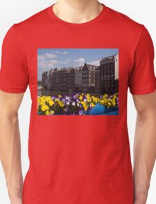 Postcard from Amsterdam Unisex T-Shirt