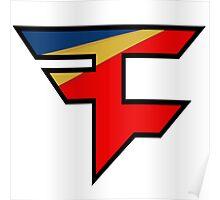 FaZe 2.0 Logo Poster