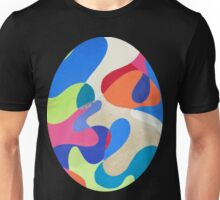 Rainbow Waves Unisex T-Shirt