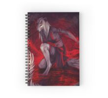 Blood Lake Spiral Notebook