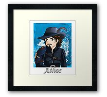 Athos Season 3 Framed Print