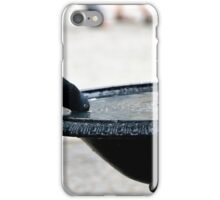 Pigeon Drinking Water iPhone Case/Skin