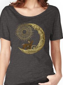 Moon Travel Women's Relaxed Fit T-Shirt