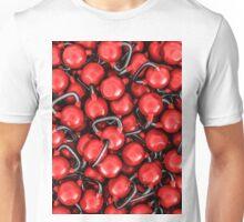 Kettlebells RED Unisex T-Shirt