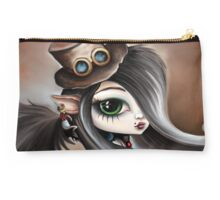 Steampunk Vampire Girl - Dark Angel Studio Pouch