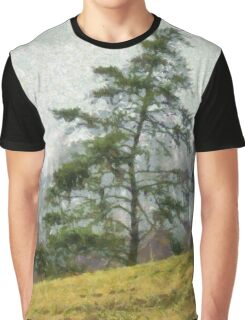 Lonely Pine Graphic T-Shirt