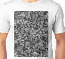 Master builder B&W Unisex T-Shirt