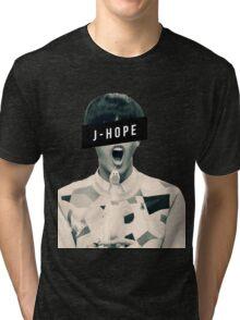 BTS JHope Tri-blend T-Shirt