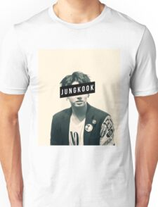 BTS JungKook Unisex T-Shirt