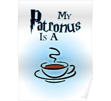 Good Morning Patronus Poster