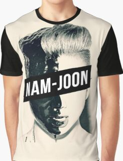BTS Rap Monster - NamJoon Graphic T-Shirt